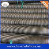 En acier inoxydable flexible ondulé annulaire