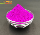 La resina de color pigmento fluorescente polvos fabricante
