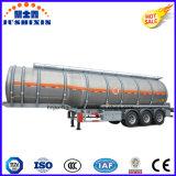 acoplado del petrolero del combustible de la aleación de aluminio del 13-14.6m