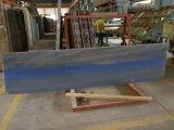 Azul Macaubas Quartzite полированной плитки&слоев REST&место на кухонном столе