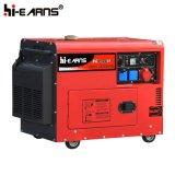 groupe électrogène 5.5kw diesel portatif silencieux (DG7500SE)