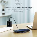 Späteste Qi-drahtlose Aufladeeinheit 10W für iPhone 8 iPhone X