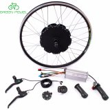 Green Pedel 48V moteur brushless à moyeu 1000W Kit de conversion Ebike