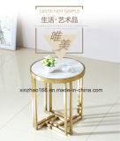 다방 Shengfang 호화스러운 가구 유리제 커피용 탁자