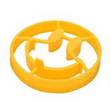 [س05-01-007] مبتكر سعيدة وجه قوارب حرارة - مقاومة سليكوون بيضة حلقة