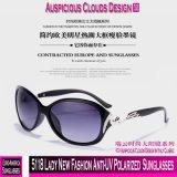 5118 óculos de sol da senhora Novo Forma Anti-UV Polarized