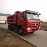 Ribaltatore delle rotelle HOWO 6X4 30t 336HP/371HP del diesel 10 della Cina/autocarro con cassone ribaltabile
