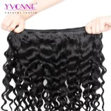 Yvonne Cabelos Cabelos Peruano Itália Curly 100 de cabelo humano