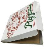 Contenitore pieghevole di pizza di alta qualità per il commercio all'ingrosso