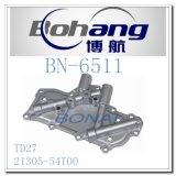 Coperchio del radiatore dell'olio dei Nissan Td27 del pezzo di ricambio del motore di Bonai (21305-54T00)