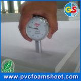 Raad van het Schuim van pvc van het Comité van het pvc- Blad de Witte pvc Plastic