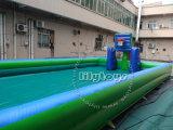 Campo de Baloncesto de jabón de deporte hinchables