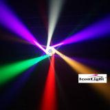 Berufsbeweglicher Kopf des stadiums-Licht-7X15W RGBW 4in1 des Summen-LED