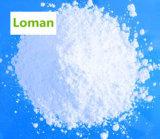 Diossido di titanio del rutilo bianco trattato della polvere del solfato per il grado industriale