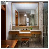 3-8 millimètres effacent et miroir de cuivre conique coloré de Bath de Freee