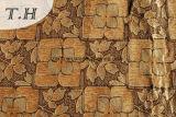 Prodotto intessuto foglio del Chenille del jacquard (FTH31085)