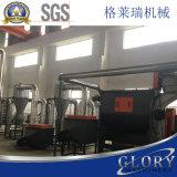 El Secado de canalización de la máquina para lavar la línea de Reciclaje de plástico