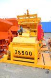 Doppelt-Welle-Betonmischer der großen Kapazitäts-Js500