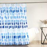顧客用プリントが付いている中国の工場卸売のシャワー・カーテン