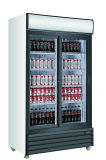 Doppelte Schwingen-Tür-dynamische abkühlende Bildschirmanzeige-Kühlvorrichtung