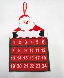 De zilveren Ornamenten van Kerstmis - Zilver schitteren de Ornamenten - Zilveren Bomen, Zilveren Sneeuwvlokken en verzilveren de Vrolijke Tekens van Kerstmis - de Haak van de Decoratie van Kerstmis