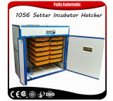 Bz-1056 Digital Automatique Quail Egg Incubator Hatcher Machine