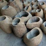 Китай малых характер камня раковину для герметизированное цветок