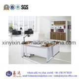 Het moderne De l-Vorm van het Kantoormeubilair Bureau van de Manager (M2607#)