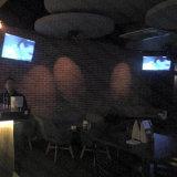 Azulejo suave de la pared del azulejo de la cocina de la arcilla para la barra