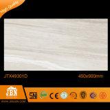 mattonelle rustiche di Gres di colore di 450X900mm del cemento del pavimento grigio della porcellana (JTX49301D)