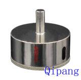 Shqipang 다이아몬드 철사 가이드는 비트와 다이아몬드가 구멍을 파기 위하여 유리를 보았다는 것을 구멍을 보았다 다이아몬드 기울였다