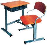 Novo Design de venda quente Estudante único mesa e cadeira (SF-04S)