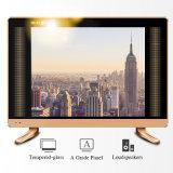 19 pouces vendent le TÉLÉVISEUR LCD en gros avec la Tempered-Glace 19fg-HP02