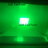Lámpara 30W de la luz verde del reflector del LED