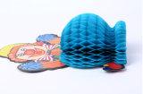 La fábrica de papel decoración personalizada de parte de tejido alveolar central