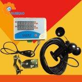 Vento anemômetro digital Long-Transmission/Sensor de Velocidade de grua-torre