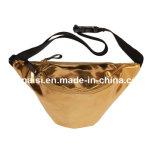 مضيئة نوع ذهب [رترو] تمويه جلد [أونيسإكس] وسط قفص صدر [فنّي] حزمة