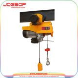 PA500 220V mini elektrische Drahtseil-Hebevorrichtung