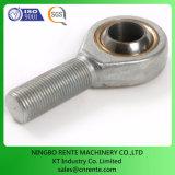 機械で造られるCNCはアルミニウムまたは黄銅または鋼鉄またはステンレス鋼の部品を分ける