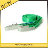 poliestere 1t per il sollevamento dell'imbracatura piana della tessitura (NHWS-B)