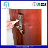 Zweifrequenz RFID Zugriffssteuerung-Schlüsselkarte des Hotelzimmer-Höhenruder-