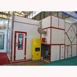 Будочка картины брызга с системой вентиляции и системой отопления