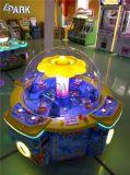 2 Joueur Coin exploité Rainbow Paradise Claw Machine