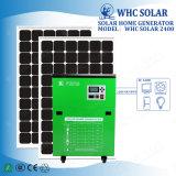 Tipo de manutenção gratuita Integrated 2400 wh Sistema Solar para Home