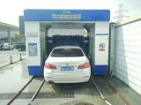 Máquina da lavagem de carro com as cinco escovas delicadas
