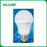 7W de potencia AC LED recargable lámpara de emergencia especiales para fallo eléctrico