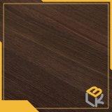 Bois de chêne de la conception du grain de l'impression papier décoratif pour le mobilier, de porte