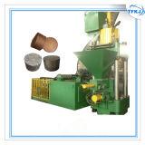 Le constructeur de la Chine font pour commander la presse à briqueter en aluminium de cuivre de rebut