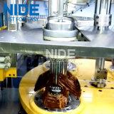 De de automatische Windende Apparatuur van de Draad van de Stator en Machine van de Toevoeging van de Rol allen in Één Machine