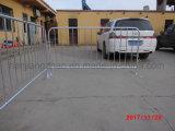 Flache Füße galvanisierte Stahlsteuerbarrikade-für Verkauf (XMR85)